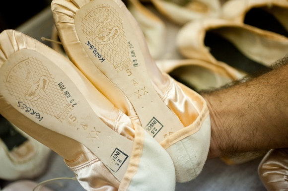 Freed Pointe Shoe Experience