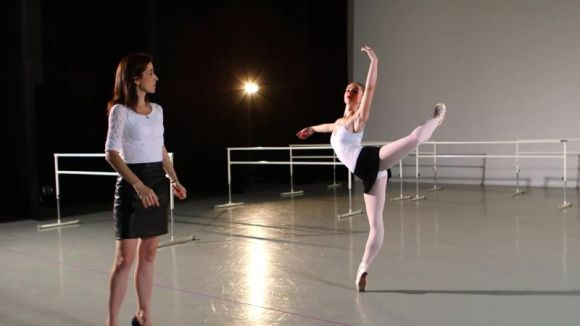Classical ballet — The plane theory